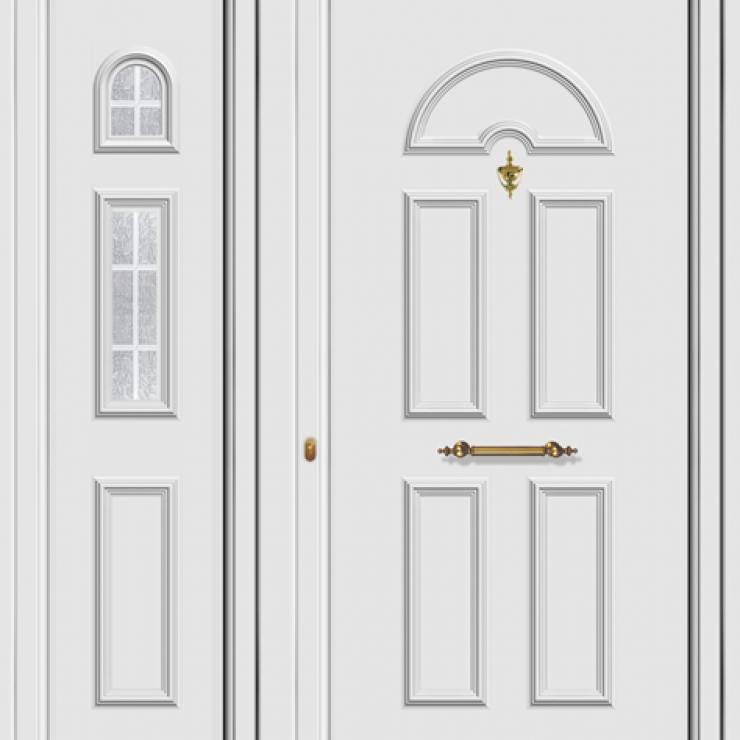АL влезна врата